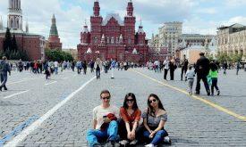 Beberapa Budaya di Rusia