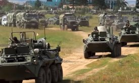 Rusia Mengajak China Untuk Menggelar Latihan Perang Terbesar