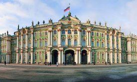 Fakta Menarik Yang Dapat Anda Temukan Di Museum Hermitage Rusia